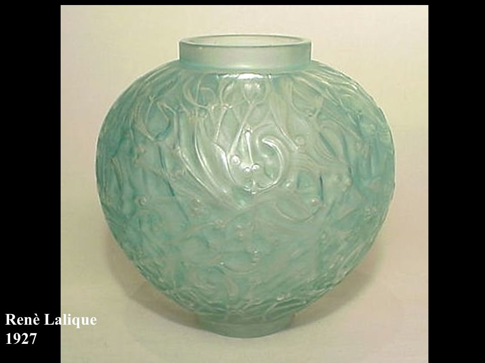 Renè Lalique 1927