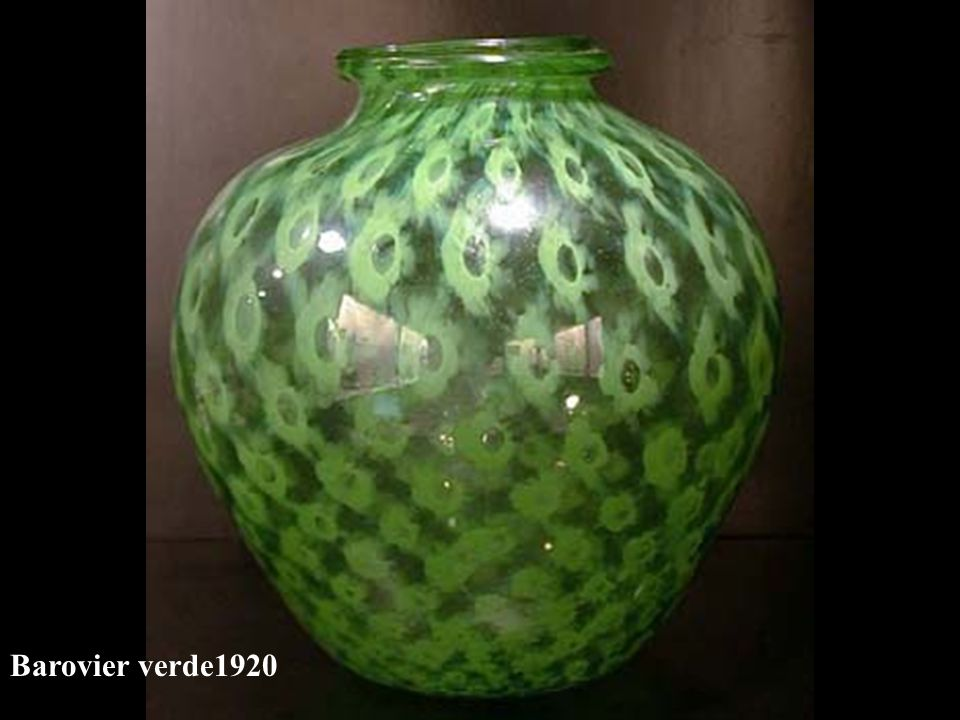 Barovier verde1920
