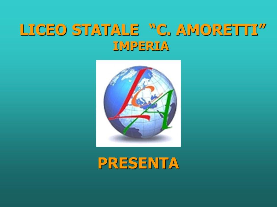 LICEO STATALE C. AMORETTI