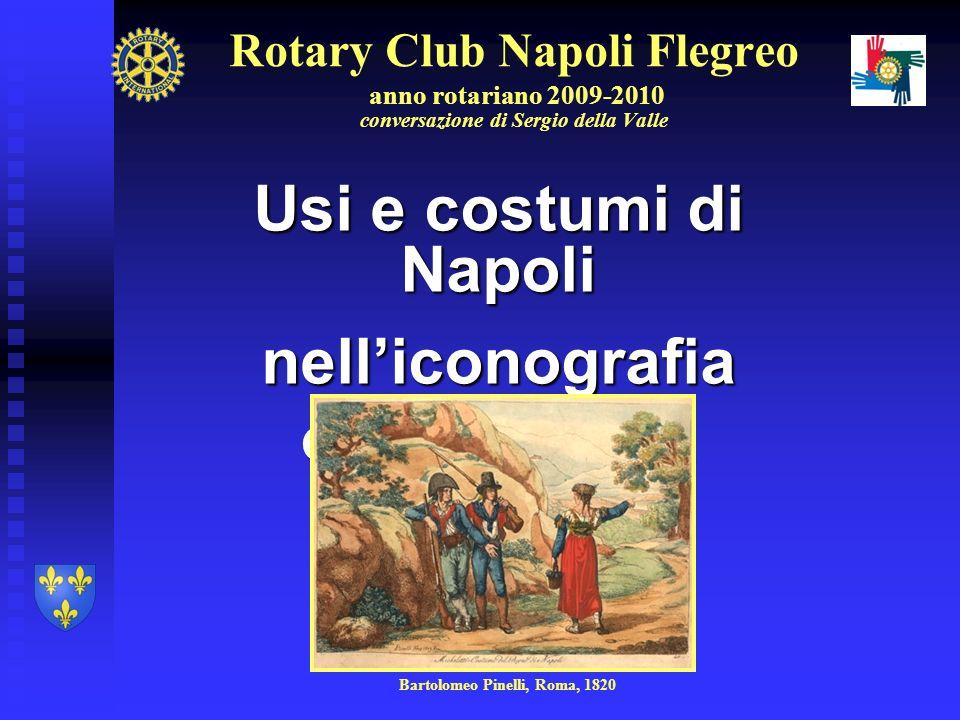 Usi e costumi di Napoli nell'iconografia ottocentesca