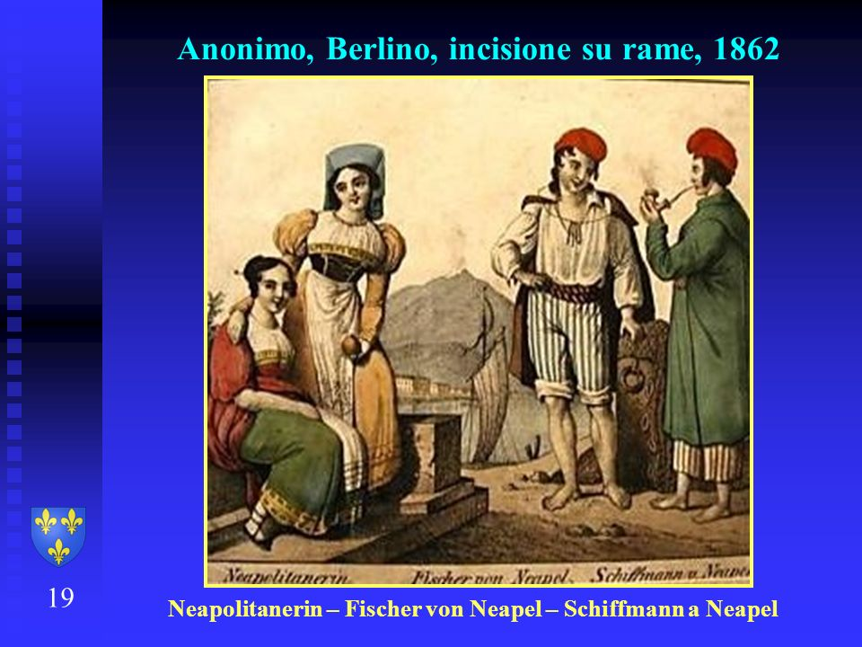 Anonimo, Berlino, incisione su rame, 1862