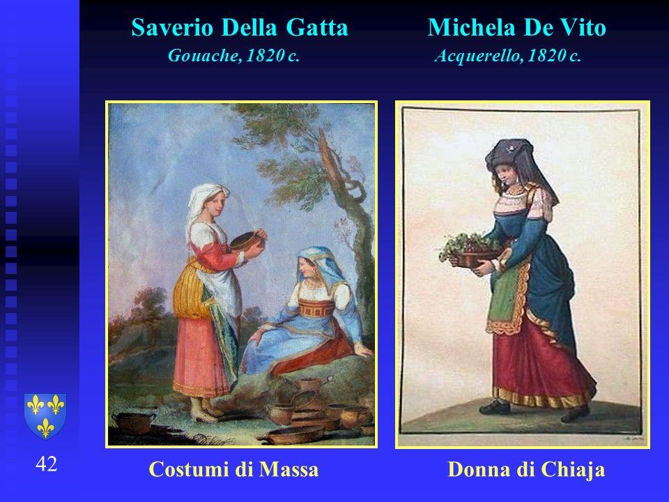 Saverio Della Gatta Michela De Vito