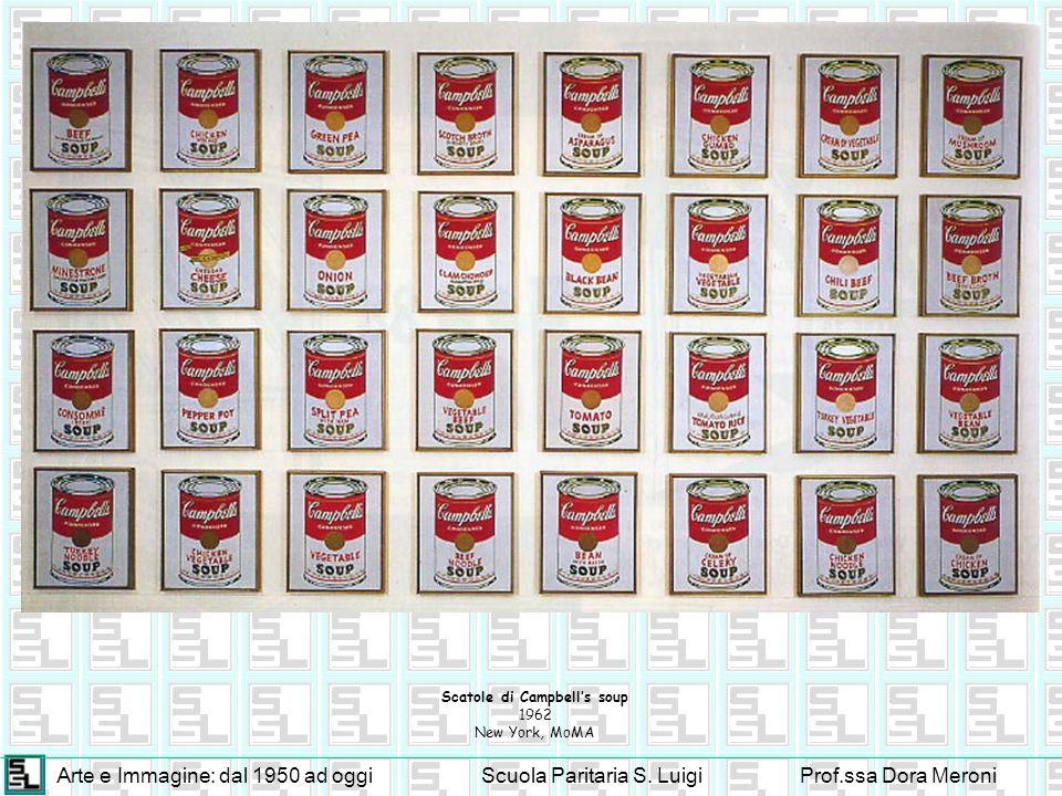 Scatole di Campbell's soup