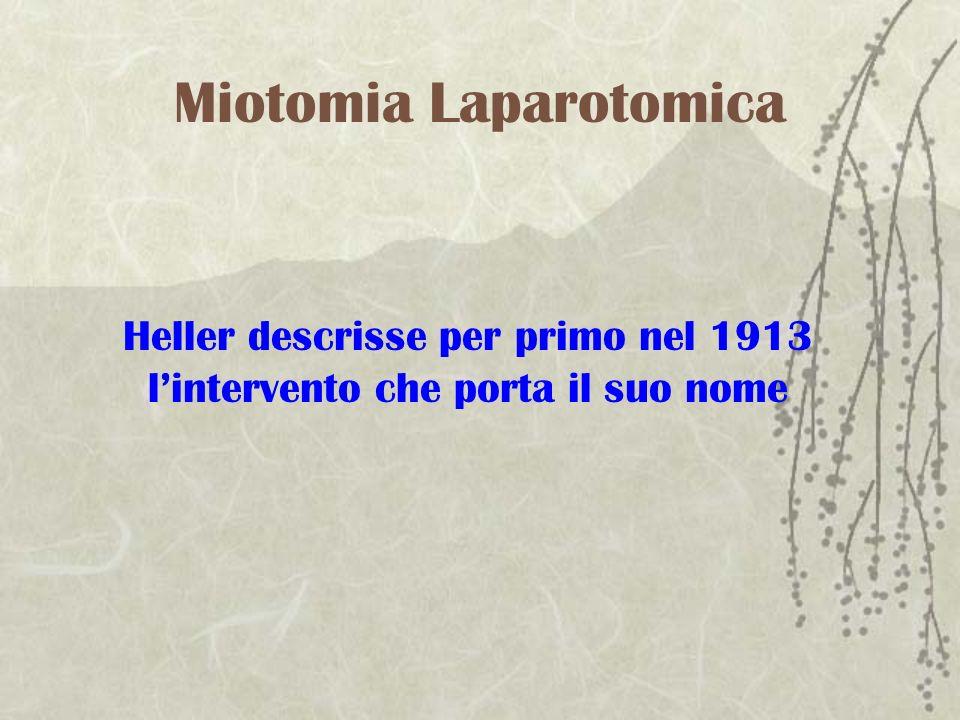 Miotomia Laparotomica
