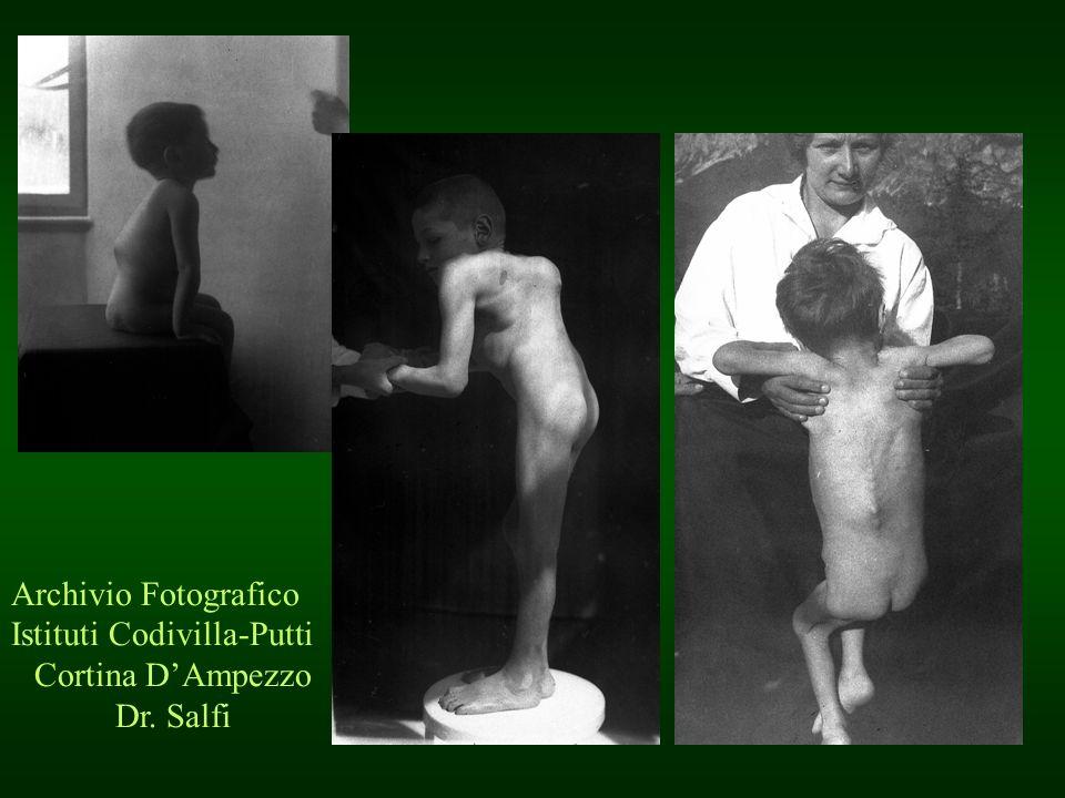 Archivio Fotografico Istituti Codivilla-Putti Cortina D'Ampezzo Dr. Salfi