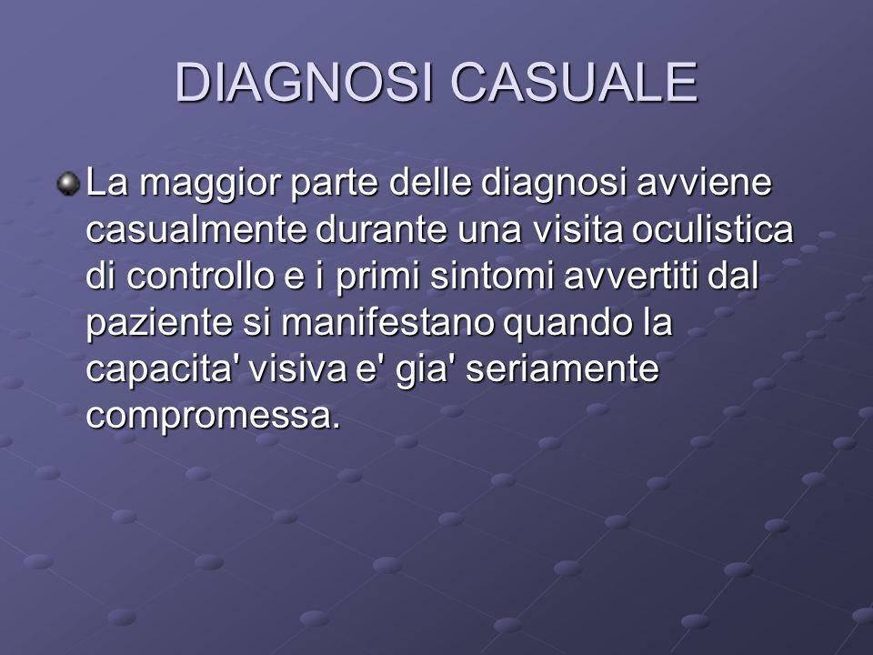 DIAGNOSI CASUALE