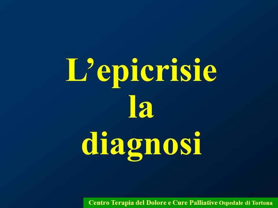 L'epicrisie la diagnosi