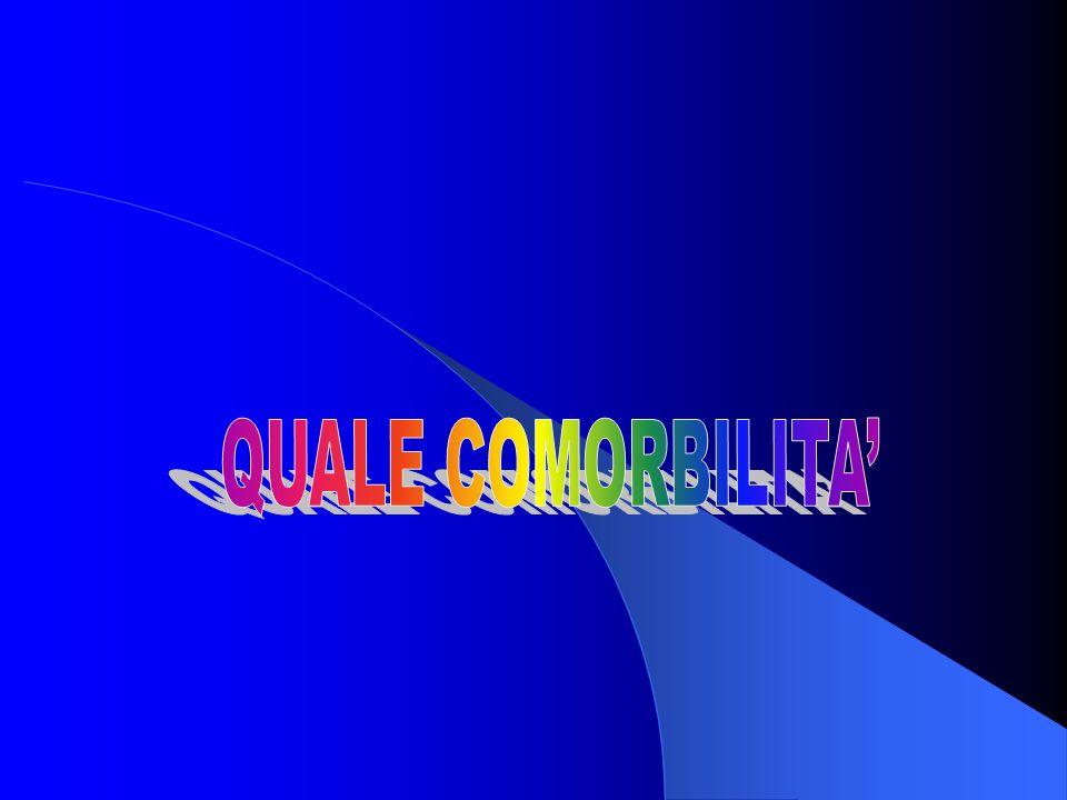 QUALE COMORBILITA'