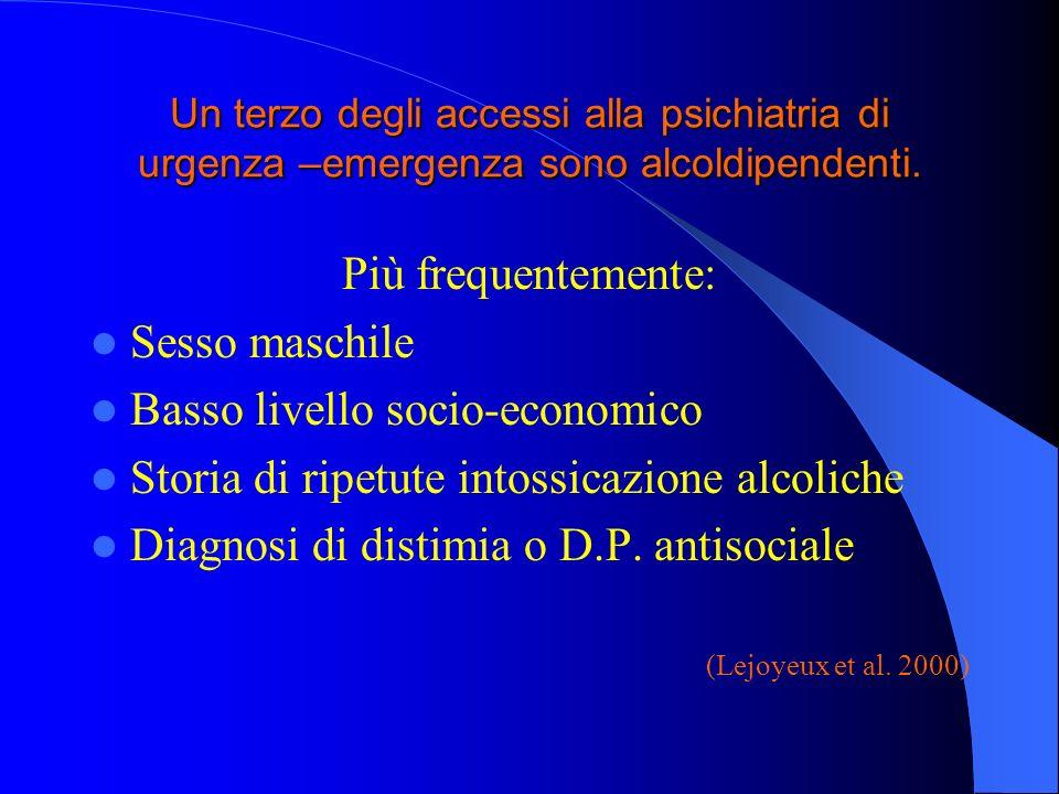 Basso livello socio-economico