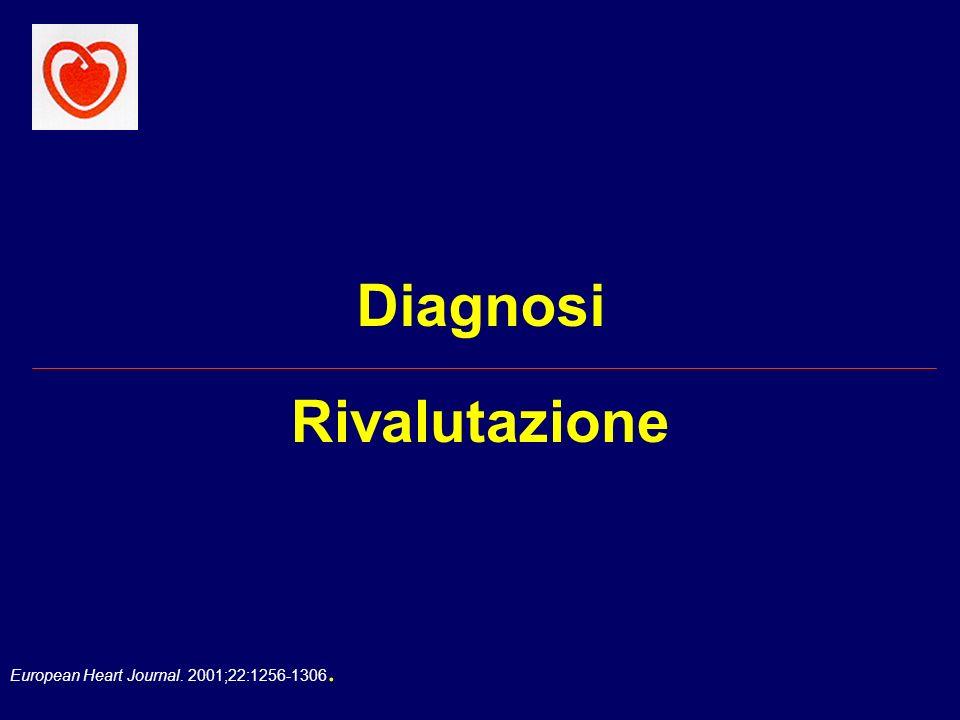 Diagnosi Rivalutazione