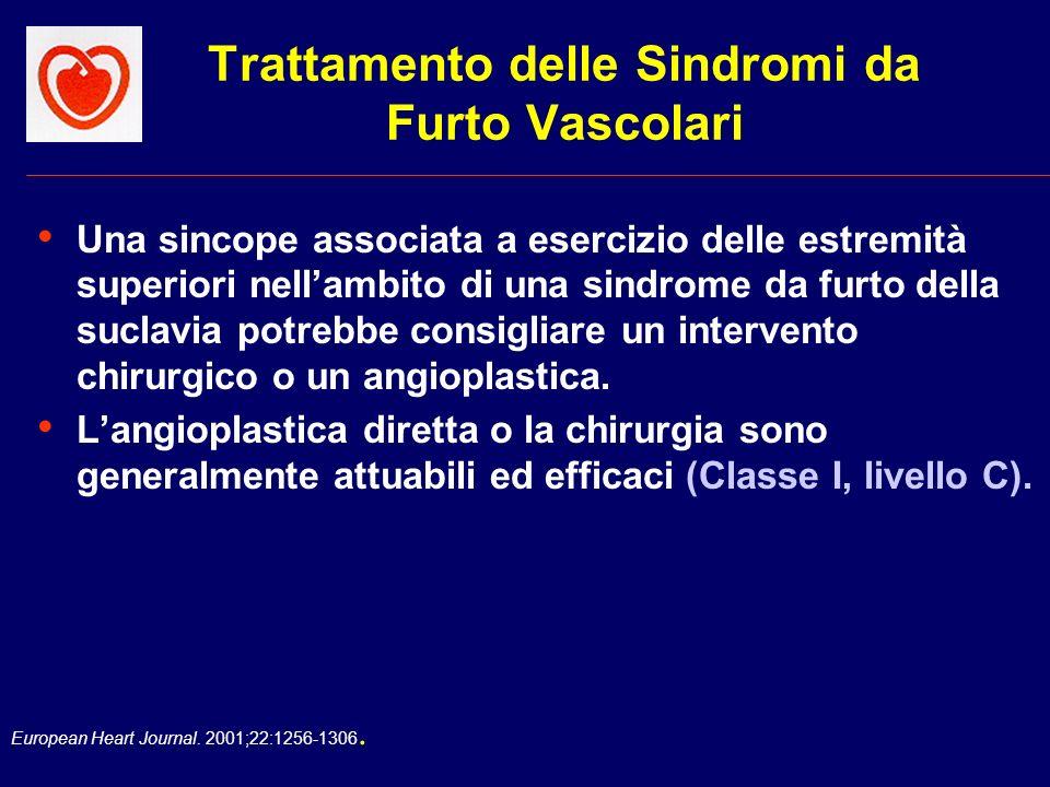 Trattamento delle Sindromi da Furto Vascolari