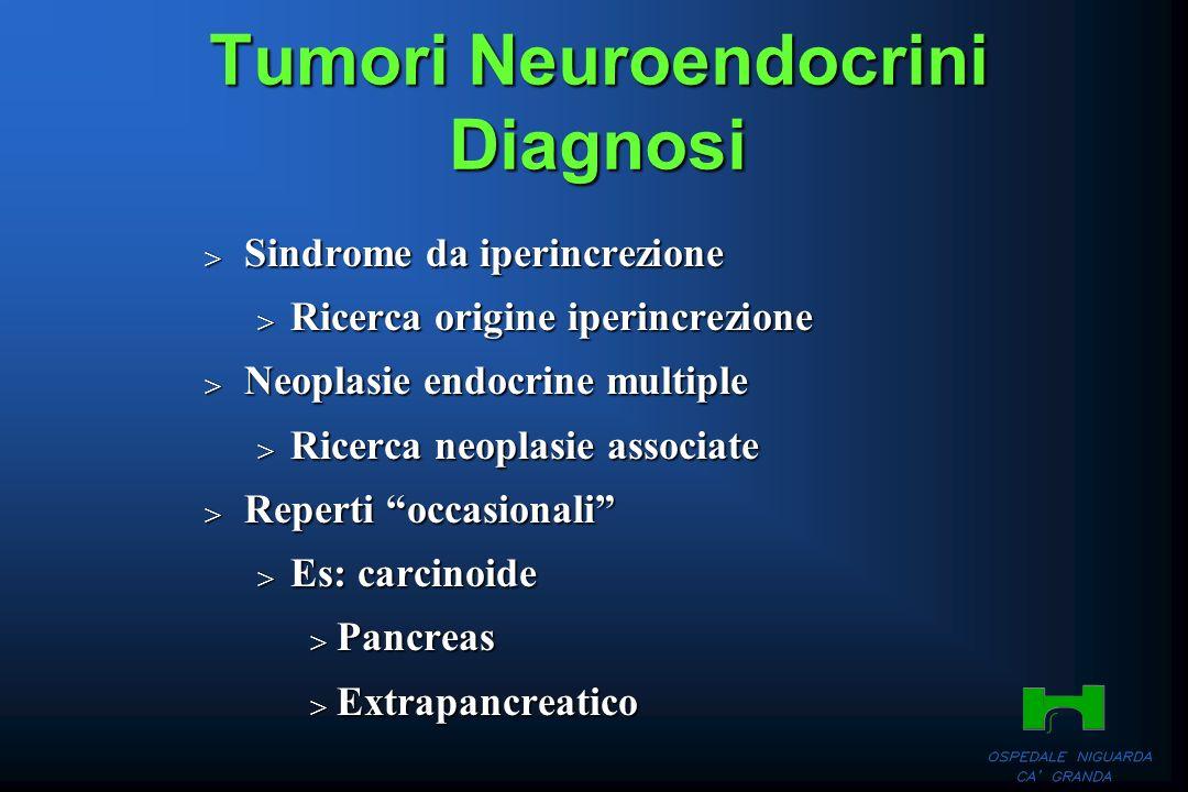 Tumori Neuroendocrini Diagnosi