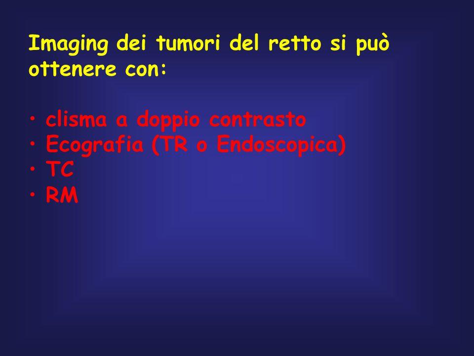 Imaging dei tumori del retto si può