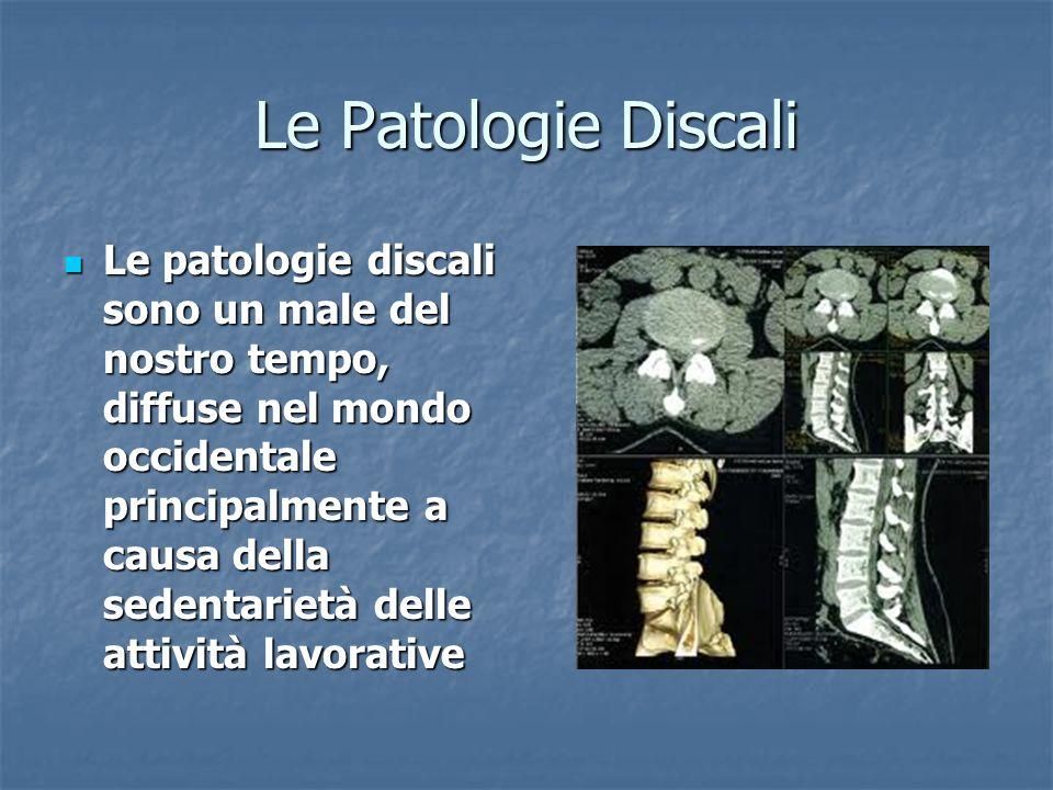 Le Patologie Discali