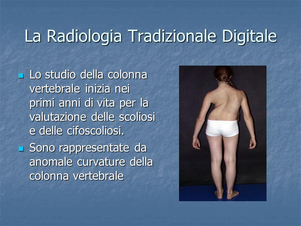 La Radiologia Tradizionale Digitale