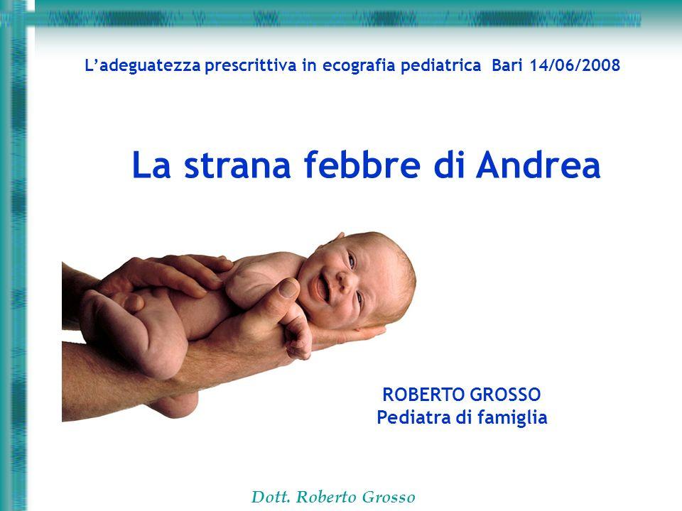 La strana febbre di Andrea
