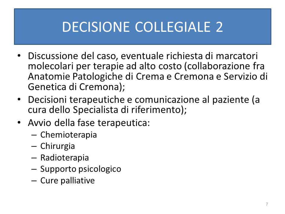 DECISIONE COLLEGIALE 2