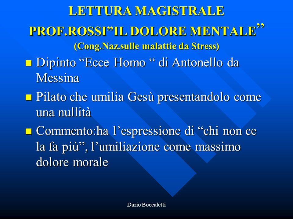 Dipinto Ecce Homo di Antonello da Messina