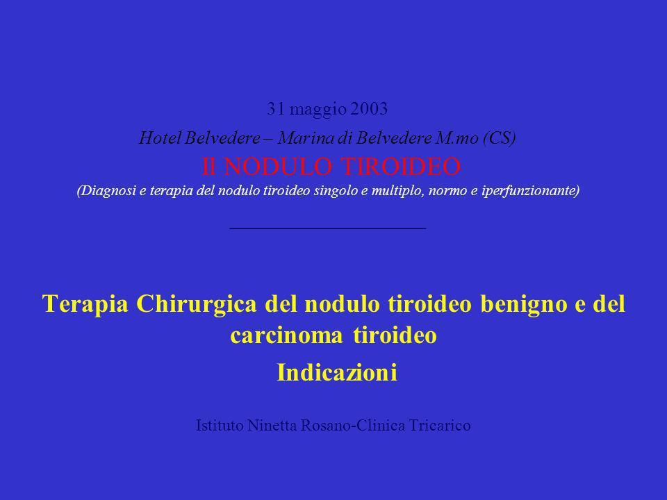 Istituto Ninetta Rosano-Clinica Tricarico