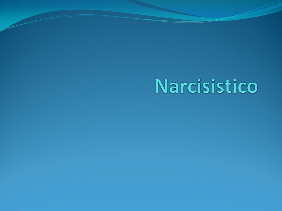 Narcisistico