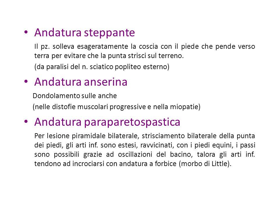 Andatura paraparetospastica