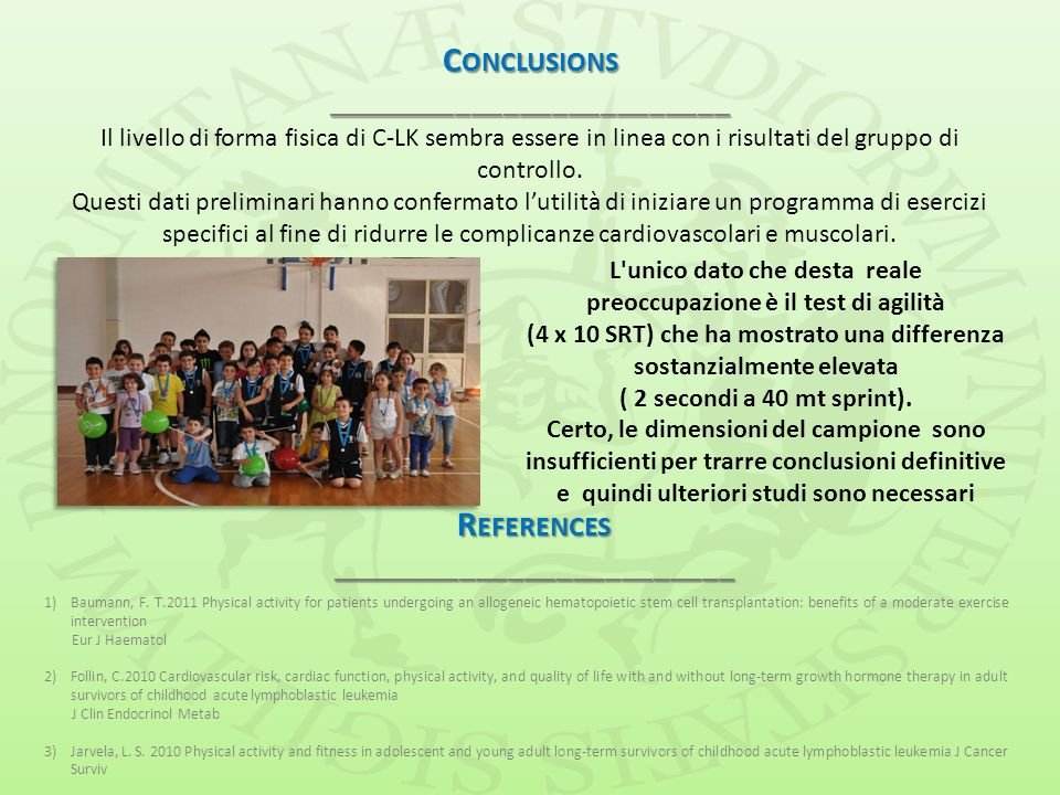 Conclusions _________________________