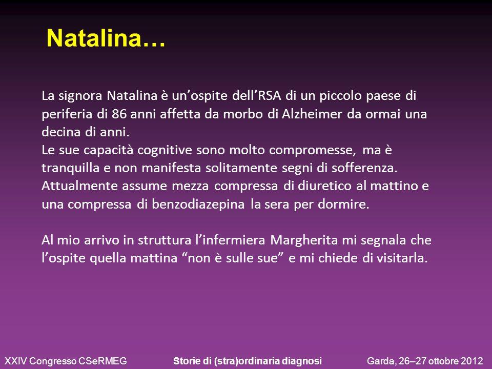 Natalina…