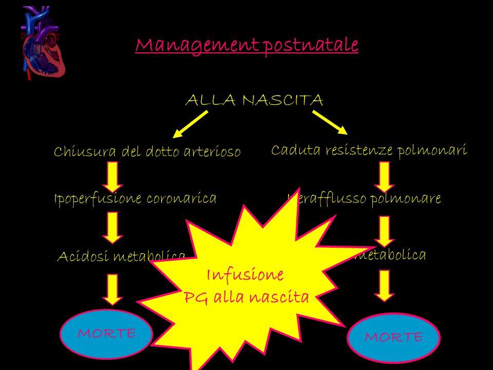 Management postnatale