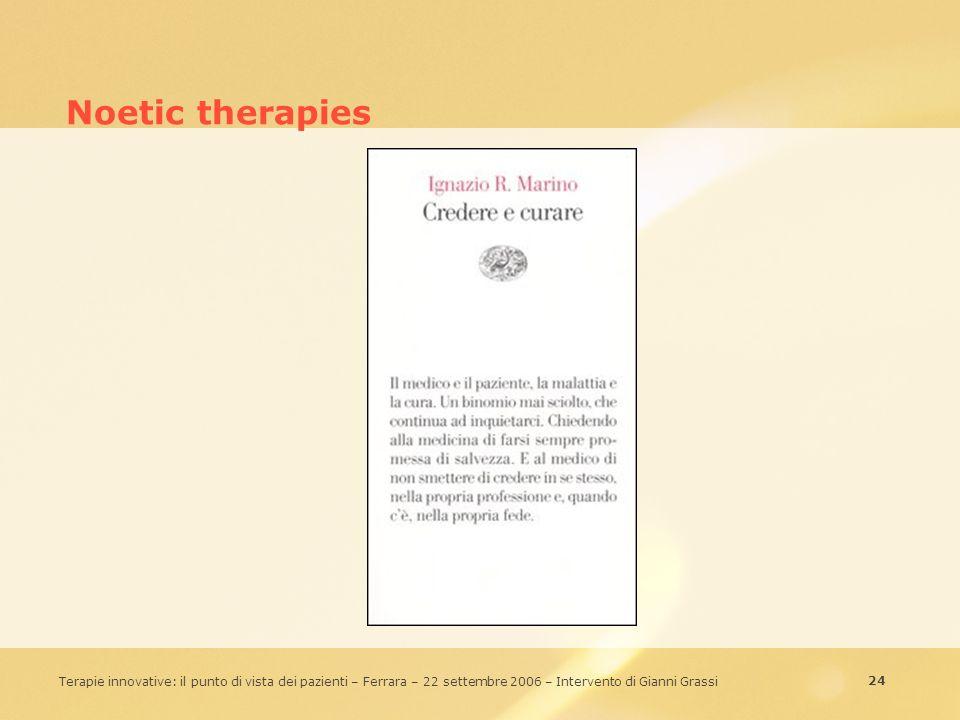 Noetic therapies Capturing:Acquisizione dei contenuti da sorgenti analogiche e conversione A/D.
