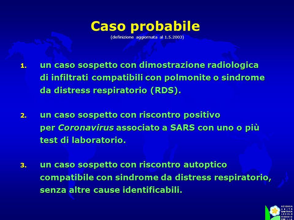 Caso probabile (definizione aggiornata al 1.5.2003)