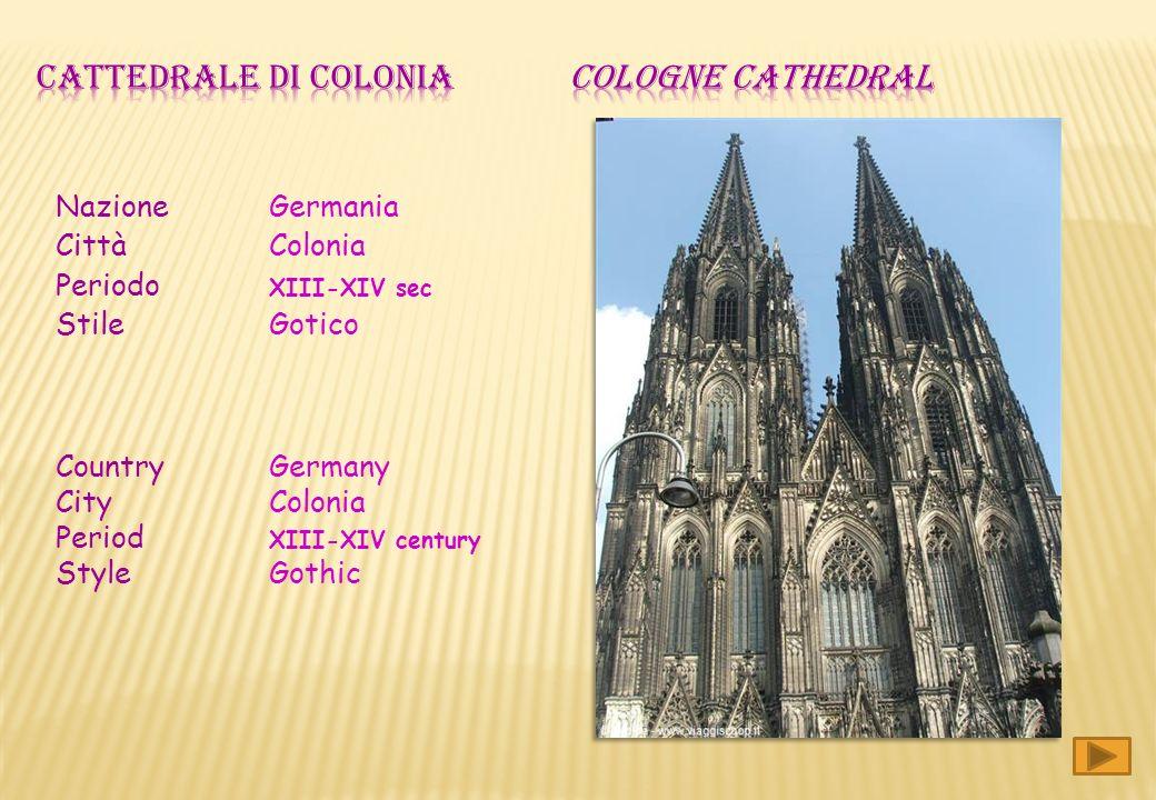 CATTEDRALE DI COLONIA coloGNE CATHEDRAL