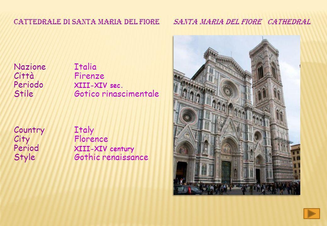 Stile Gotico rinascimentale