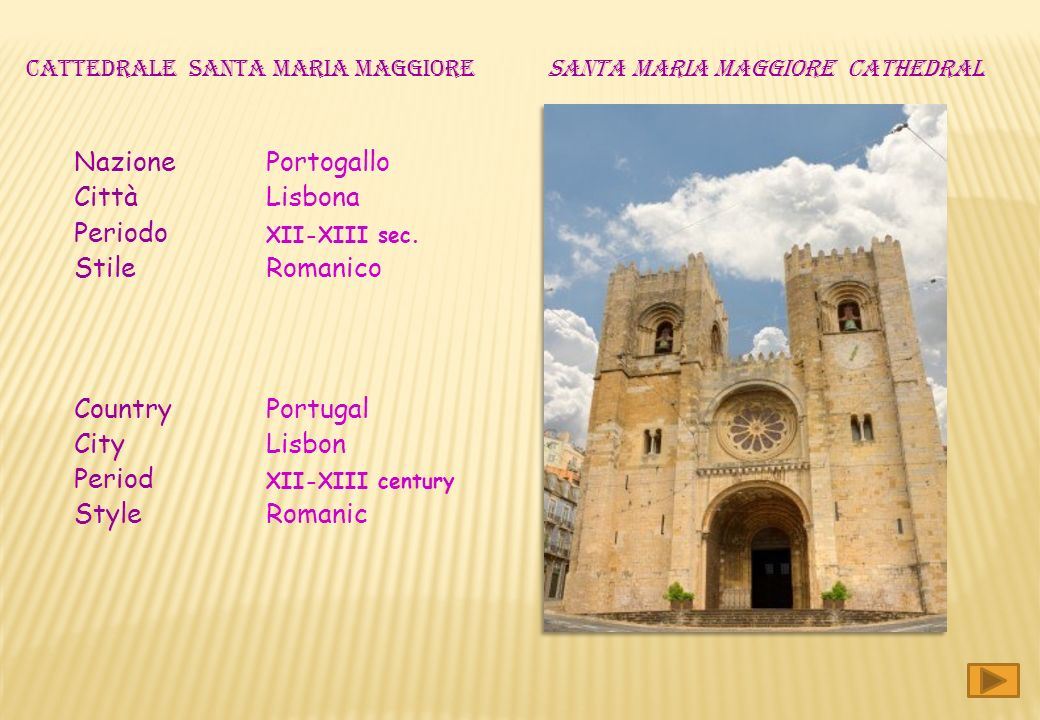 Period XII-XIII century Style Romanic