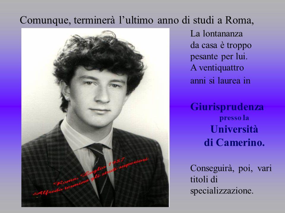 Università di Camerino.