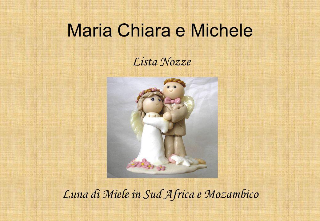 Luna di Miele in Sud Africa e Mozambico