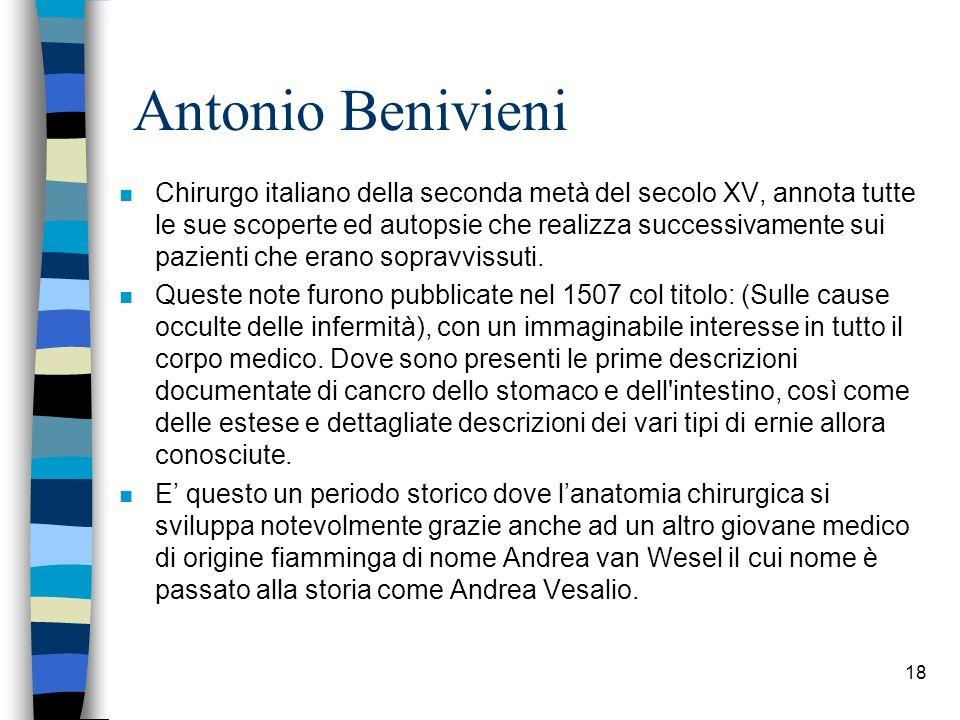Antonio Benivieni