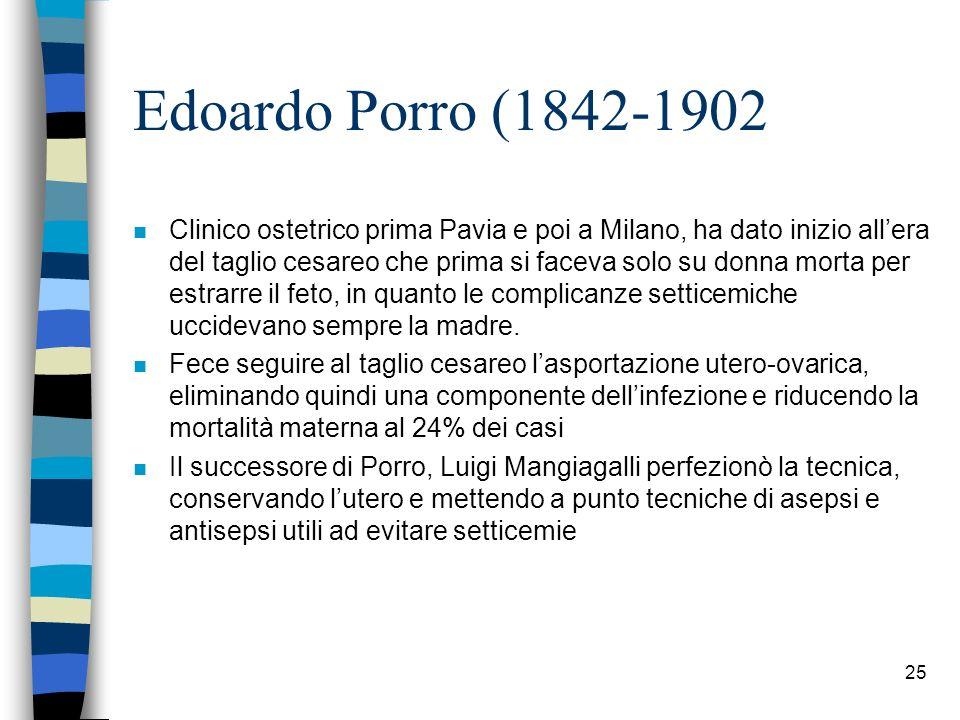 Edoardo Porro (1842-1902