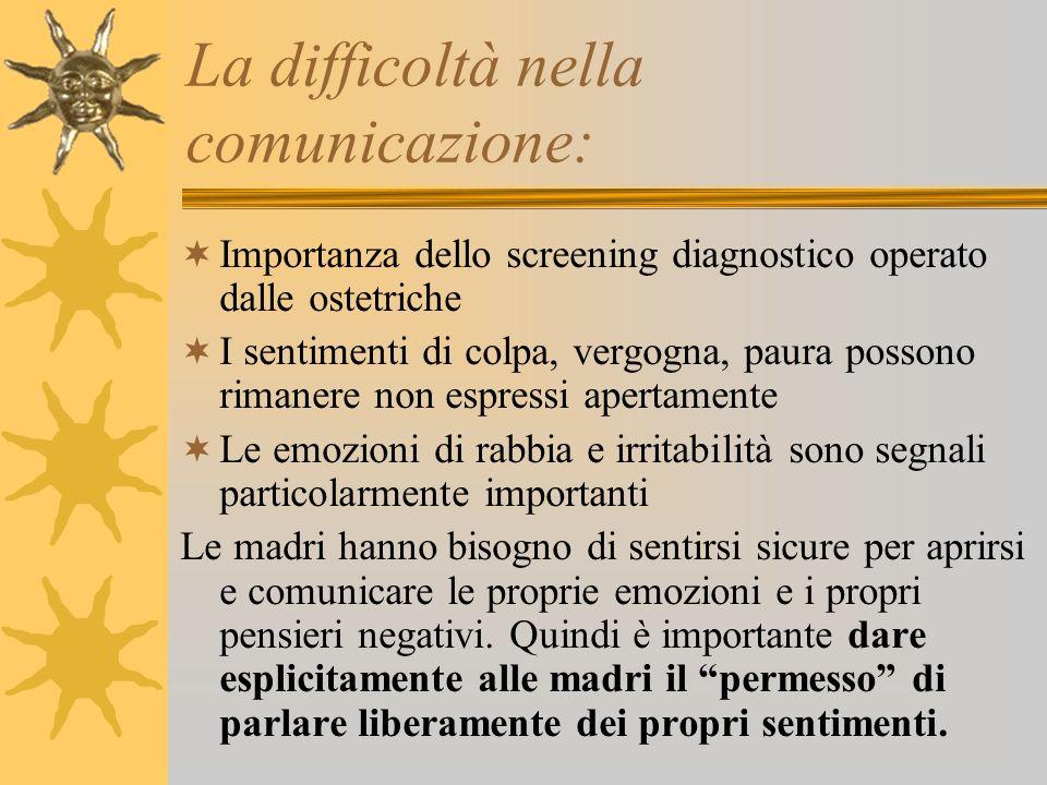 La difficoltà nella comunicazione:
