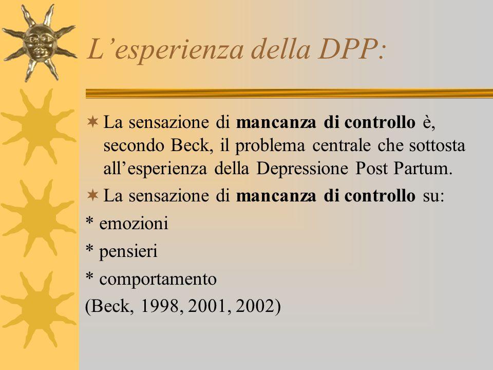 L'esperienza della DPP: