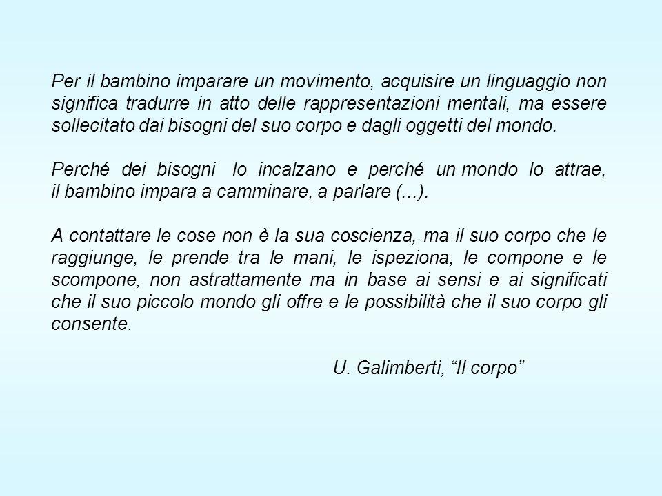 U. Galimberti, Il corpo