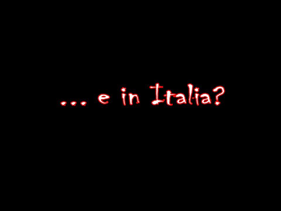 ... e in Italia