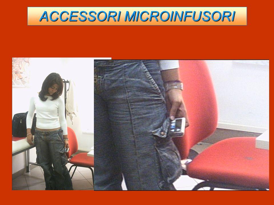 ACCESSORI MICROINFUSORI