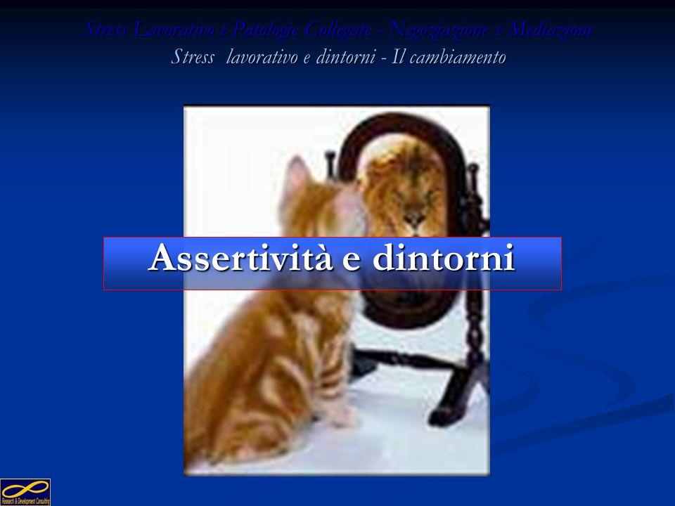 Assertività e dintorni