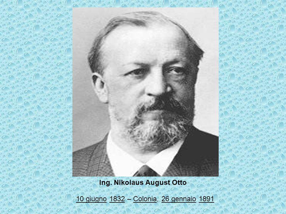 Ing. Nikolaus August Otto
