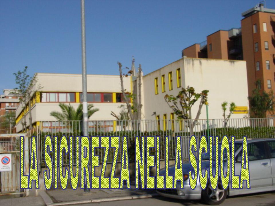 LA SICUREZZA NELLA SCUOLA