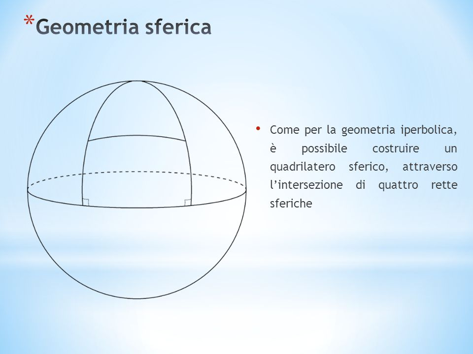 Geometria sferica