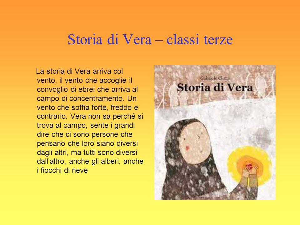 Storia di Vera – classi terze