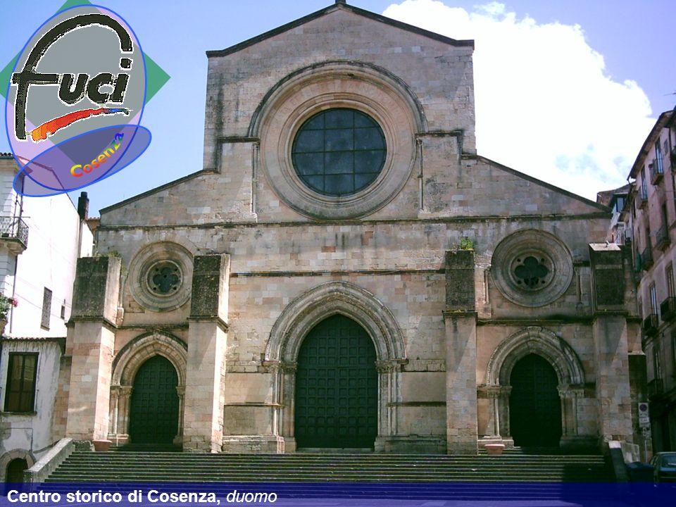 Cosenza Centro storico di Cosenza, duomo