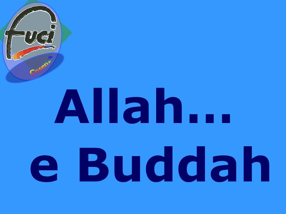 Cosenza Allah… e Buddah