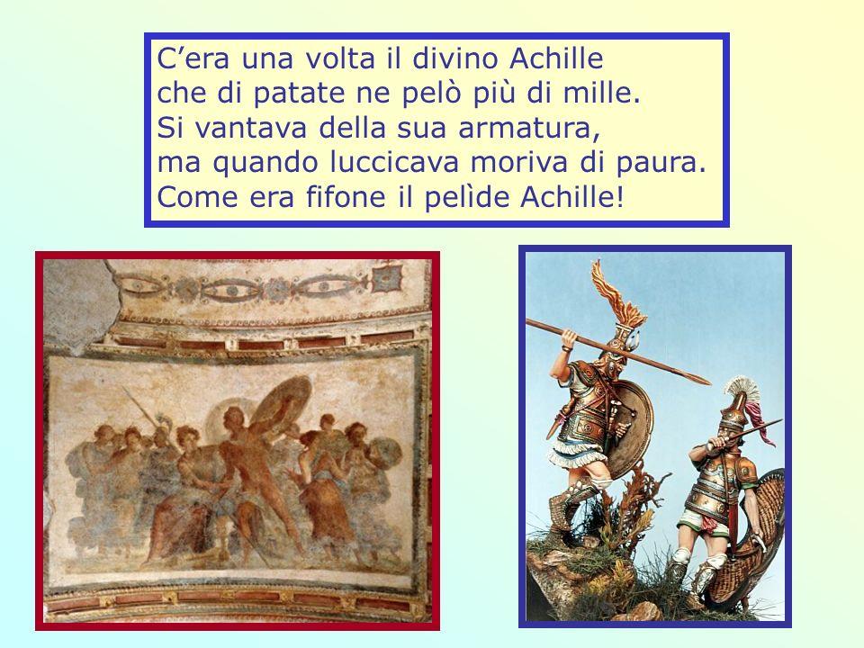 C'era una volta il divino Achille